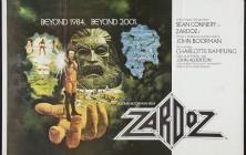 ZARDOZ affiche