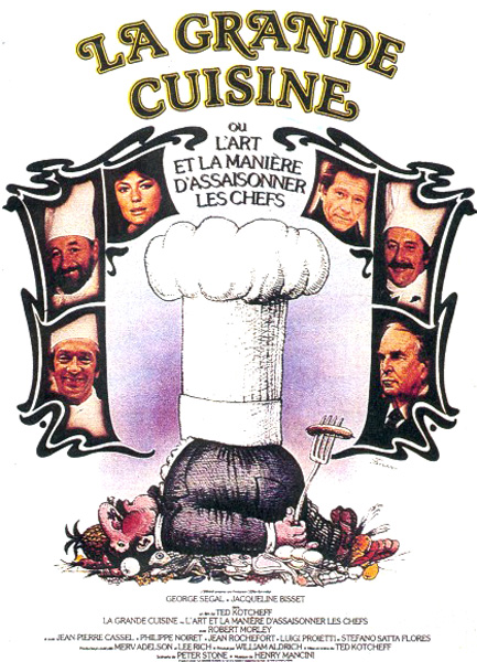 Ted kotcheff la grande cuisine culturopoing - Elle suce dans la cuisine ...