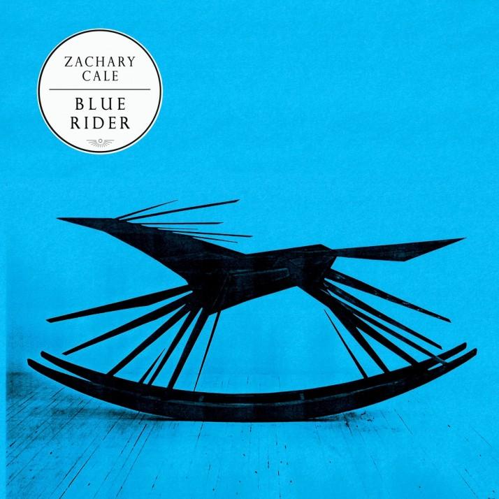 Zachary Cale - Blue Rider