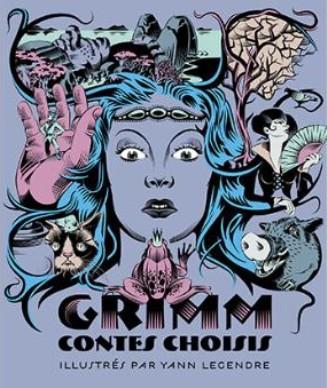 contes-choisis-grimm-yann-legendre-couverture