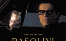 Affiche Pasolini par Ferrara