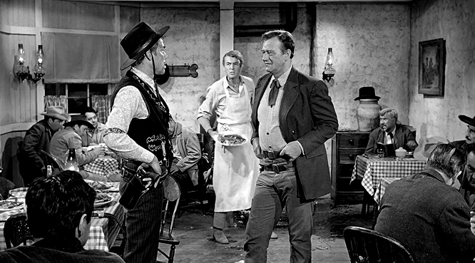 FORD - 1961 - The Man Who Shot Liberty Valance, 1