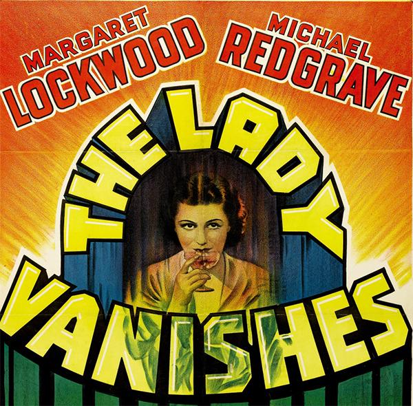 lady vanishes une