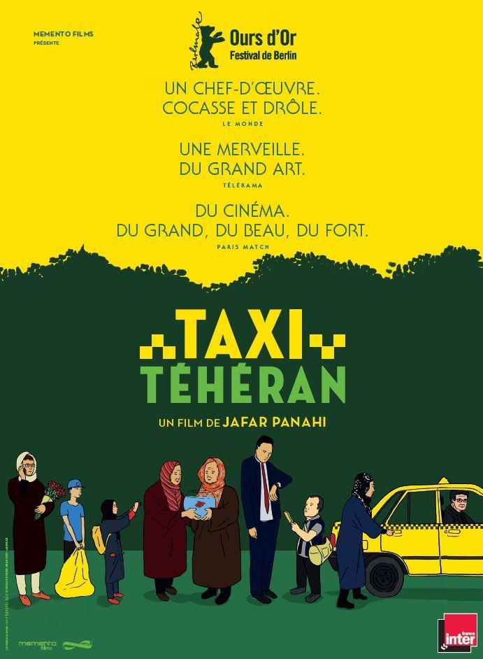 taxi affiche