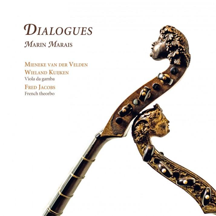 Marin Marais Pièces à deux violes du Premier Livre Van der Velden & Kuijken