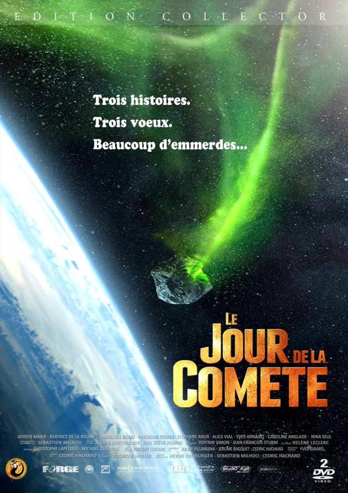 jour comete 2dvd recto front