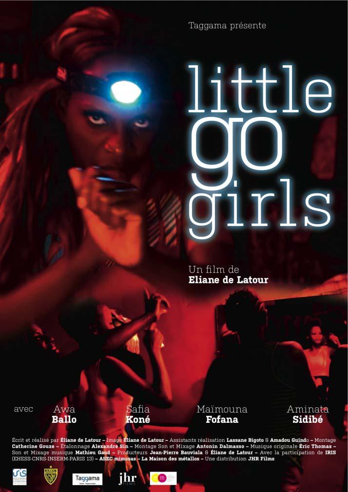 Little Go Girls - affiche