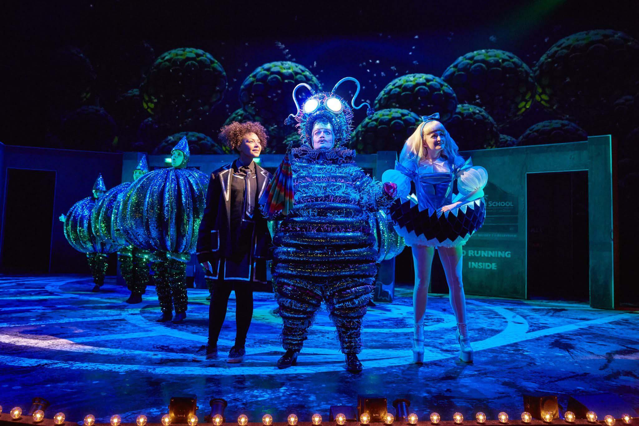 wonder.land Musical Royal National Theatre, London _R1_3946