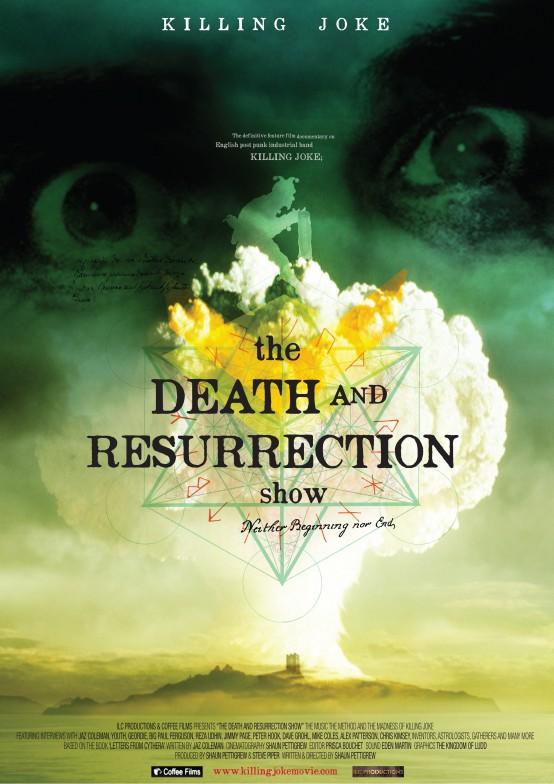 Poster Death Resu