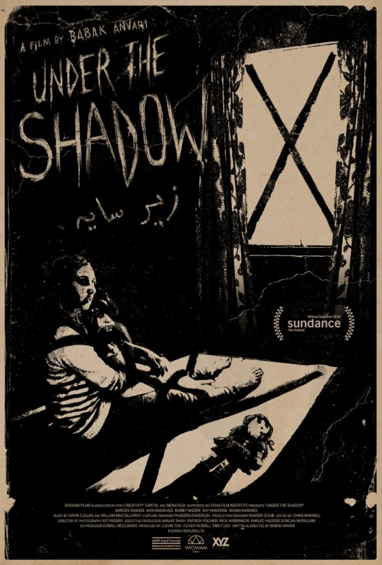 UndertheShadow poster
