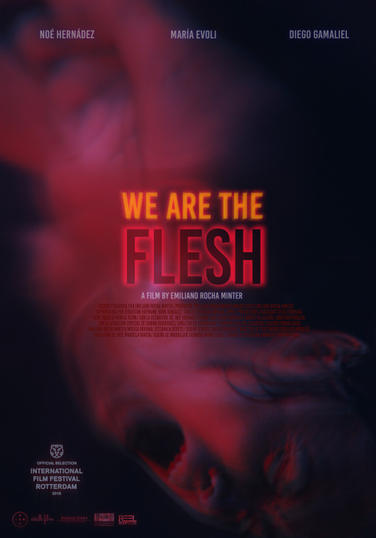 wearetheflesh poster