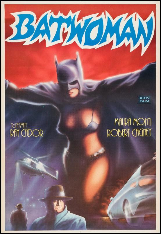 Batwoman - aff 1 (Turquie)