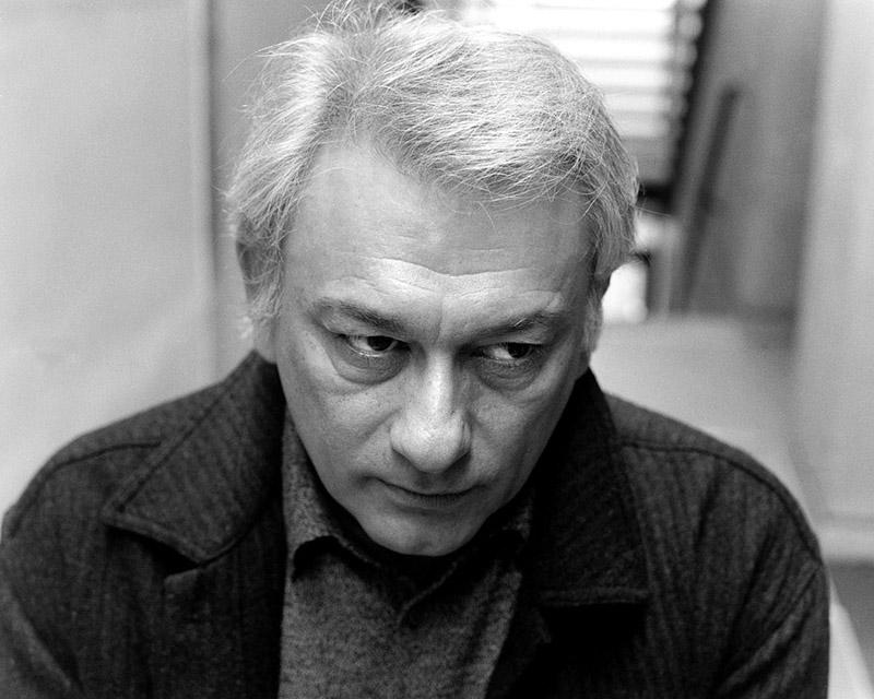 Serge Avédikian à Itinérances en 2006 ©Patrice Terraz/Signatures