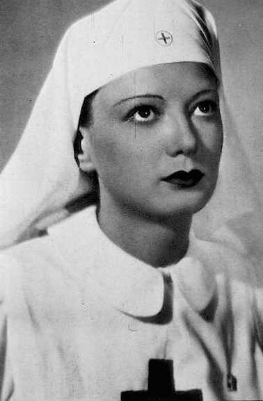 L'infirmière du Navire blanc