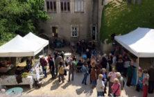 Le festival Doc-Cévennes à Lasalle côté Cour.