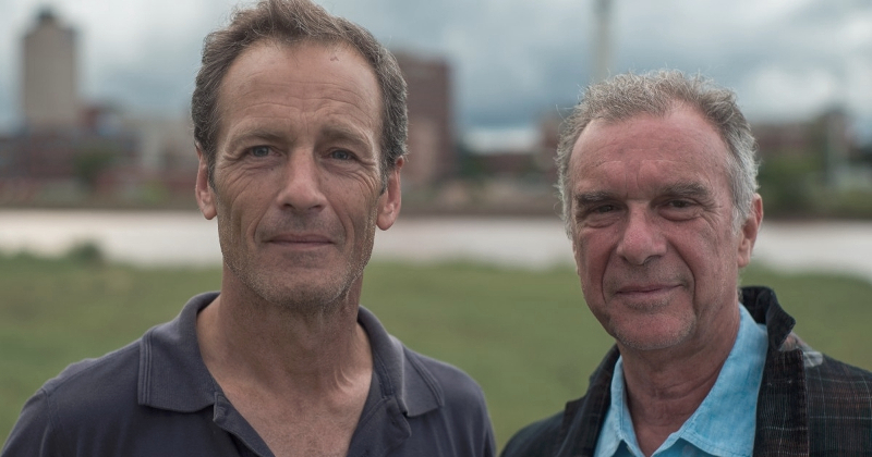 Phil Comeau et Zachary Richard.