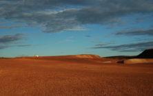 Une tente sur Mars (2008)