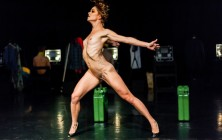 Nude dance party in lusty english picture clip