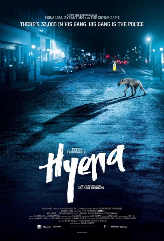 Hyena-Poster