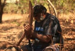 Joe et son boomerang