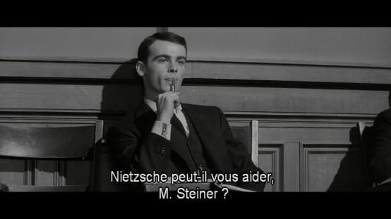 Le génie du mal (Compulsion). Richard Fleischer. 1959