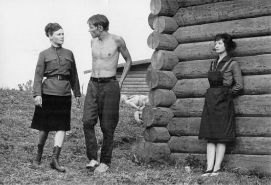 Rouges et blancs (1967)
