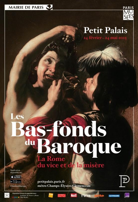 Les bas-fonds du Baroque Petit Palais Paris 24 02 - 24 05 2015
