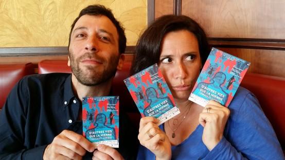 Tatiana Werner et David Nathanson (c) Alban Orsini
