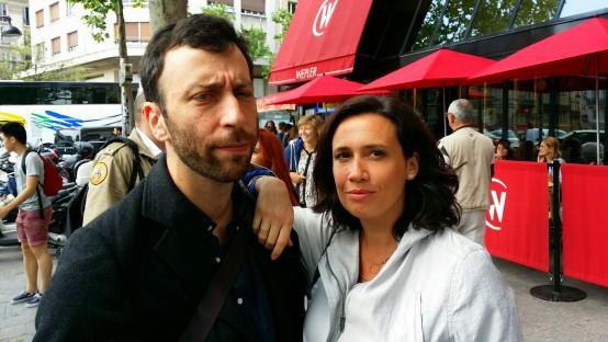 David Nathanson et Tatiana Werner (c) Alban Orsini