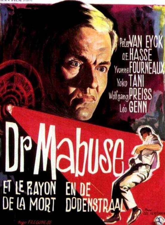 Les rayons de la mort du Dr. Mabuse 2