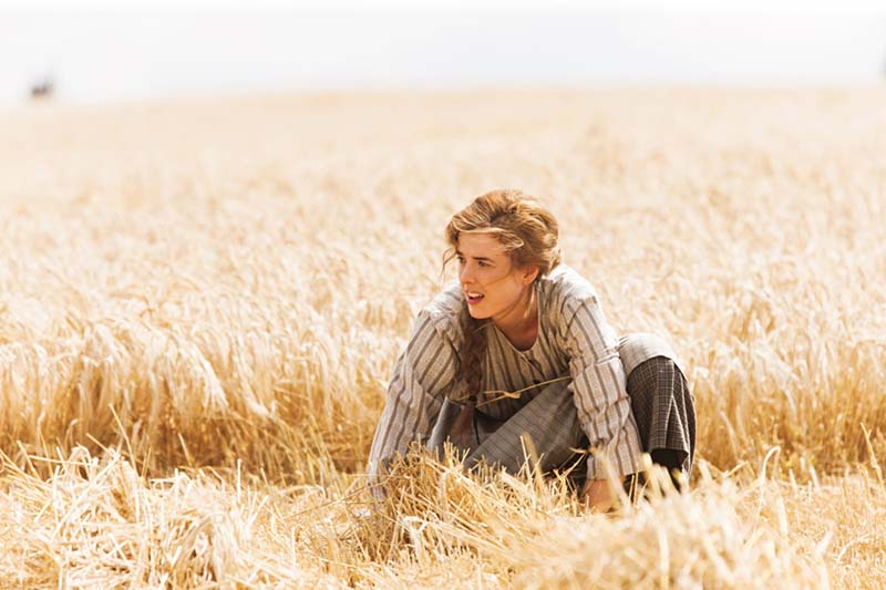 Sunset song - Photo 1 © Sunset Song Ltd Iris ProductionsThe British Film Institute 2015