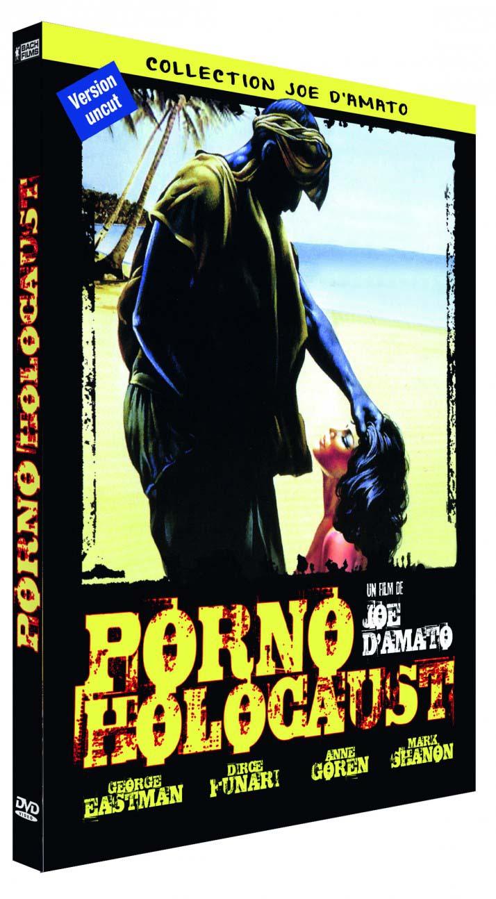 Porno Holocaust de Joe Damato - DVD