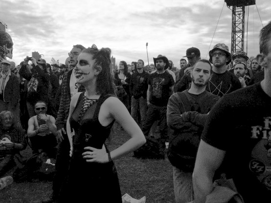 Hellfest - Girl 2016