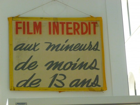 Interdit 13 s