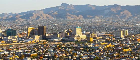 La ville de Ciudad Juárez (Raymundo Aguirre/Borderzine.com)