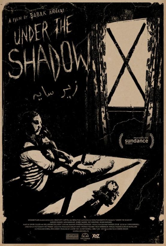 UndertheShadow poster