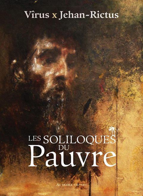 Vîrus, Les Soliloques du Pauvre, Au Diable Vauvert Illustration La Rouille