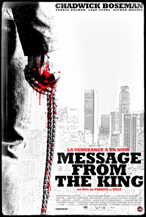 affiche-message-from-the-king