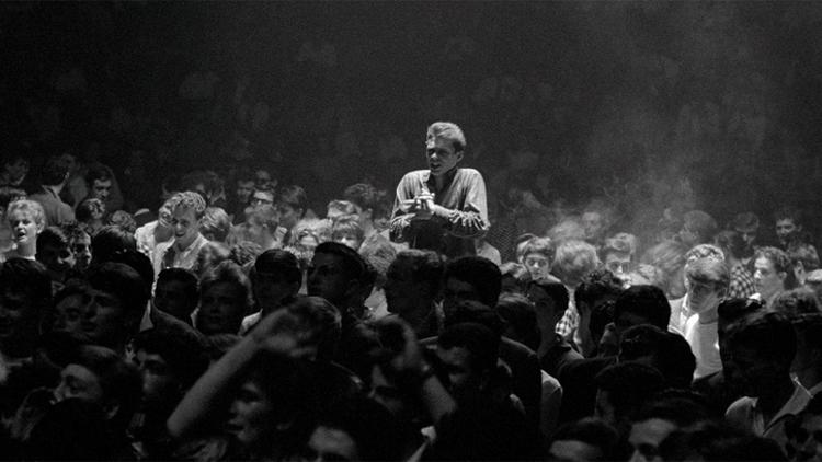 à la mémoire du Rock de François Reichenbach © Les Films de la Pléiade 1963