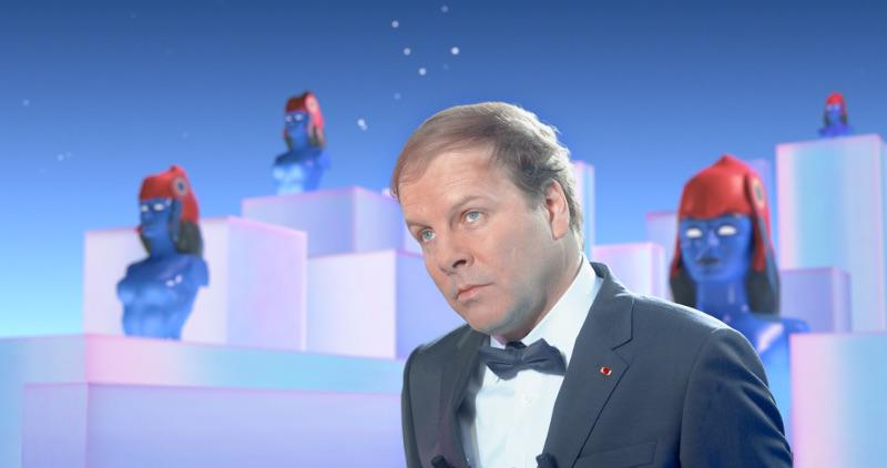 Philippe Katerine dans Gaz de France de Benoît Forgeard © Ecce Films 2015