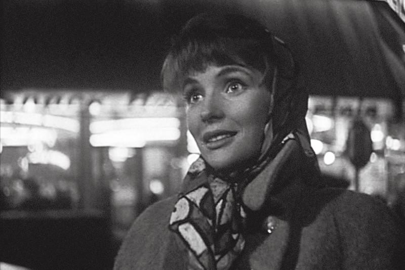 La ligne de mire de Jean-Daniel Pollet © Lumi-Films 1959