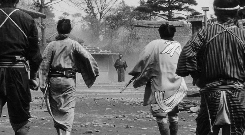 Yojimbo / Le garde du corps (Akira Kurosawa, 1961 © Tōhō)