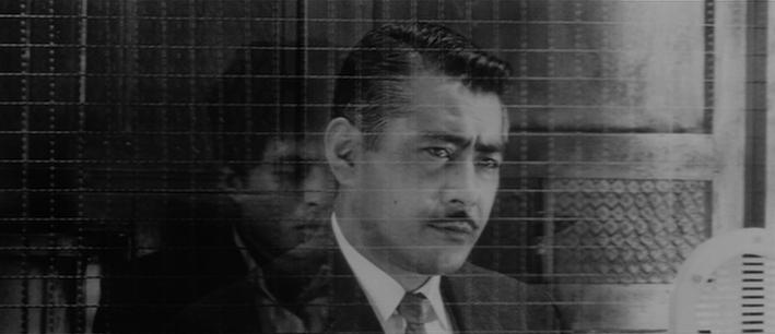 Gondo et le reflet du kidnappeur