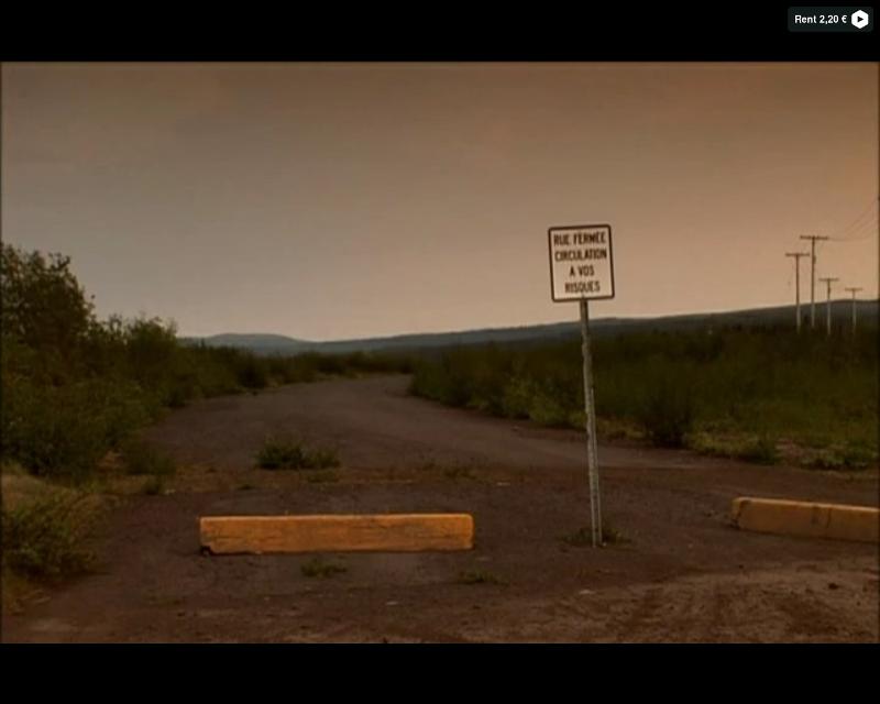 Une tente sur Mars (2008) de Martin Bureau et Luc Renaud