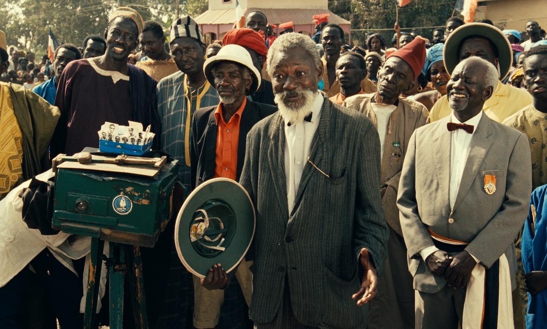 Resultado de imagen de Djibril Diop Mambéty hiyenes