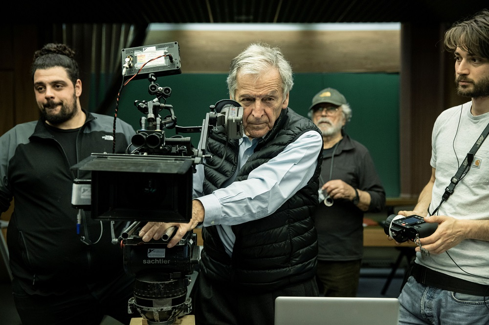 Costa-Gavras © KG PRODUCTIONS
